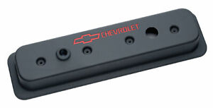 Proform 141 131 Aluminum Tall Valve Covers Fits Small Block Chevy Engines
