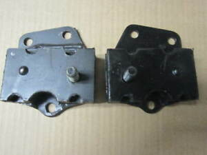 69 70 71 Ford 390 428 Engine Motor Mounts Pair