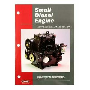 Hj4030 I t Service Manual Small Diesel Engine
