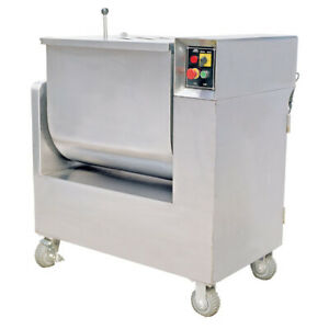 300lbs Commercial Quality Meat Mixer Stainless New