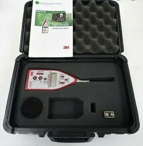 Quest Technologies 3m 2100 Type 2 Impulse Integrating Sound Level Meter Slm