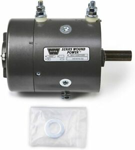 Warn 75937 Warn 77893 Winch Motor For M6000 M8000 Replaces 25982 25314