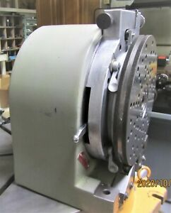 Ultradex Model b High Precision 10 Inch Indexer Vertical Rotary Table