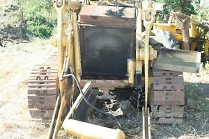 International Ih 175 Crawler Loader Parting Out Auction Is For Radiator