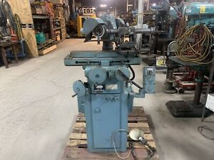 K o Lee Model B300 Tool And Cutter Grinder With Weldon Sharpening Fixture