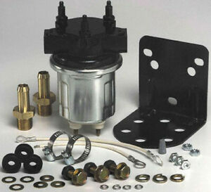 Carter P4600hp Universal Inline Electric Fuel Pump Sold Individually 50 Gph