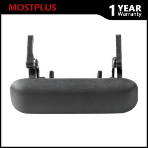 Black Tailgate Handle Textured For 1998 2011 Ford Ranger 1l5z9943400aaa