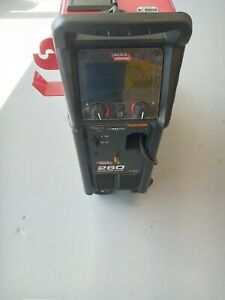 Lincoln Power Mig 260 Mig Welder K3520 1 used For Demo In Store