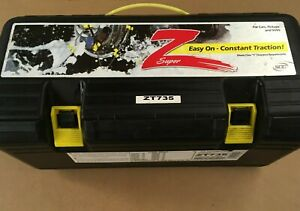 Security Chain Company Zt735 Super Z Lt Light Truck Suv Tire Traction Snow Chain