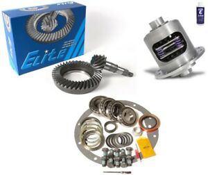55 64 Chevy Gm 8 2 55p 3 36 Elite Ring And Pinion Duragrip Posi Timken Gear Pkg