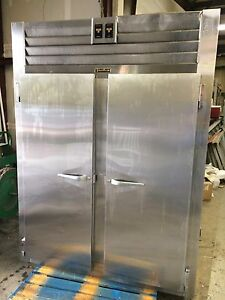 Traulsen Refrigerator Freezer Combo Frig L Frzr R 120 Volt Works Right Nsf