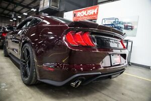 Roush 2015 2020 Ford Mustang Ecoboost 2 3l Turbo 3 7l V6 Axleback Exhaust System