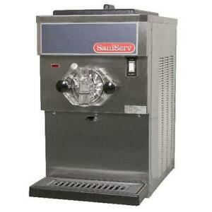 Saniserv 601 Countertop Higher Volume 20 Qt Shake Machine