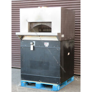 Woodstone Ws bl 4343 rfg ng Pizza Oven Used Very Good Condition