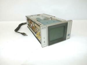 Tektronix Type 602 Display Unit X y Display Monitor
