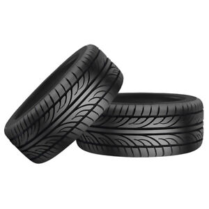 2 X New Forceum Hena 225 60r15 96v All Season Performance Tires