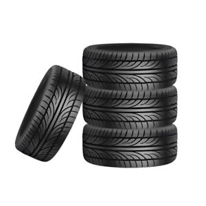 4 X New Forceum Hena 225 60r15 96v All Season Performance Tires