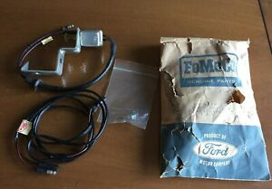1965 1966 Mustang And Shelby Nos 4 Speed Back Up Lamp Switch Kit