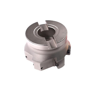 Bap 400r 80 27 6f Indexable Face Milling Cutter 6flute End Mill For Apmt1604pder
