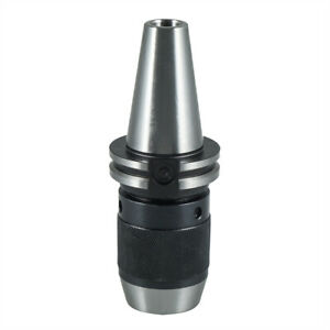 Cat40 Collet Chuck Cnc Keyless Drill Chuck 5 8 For Haas Cat40 Apu16