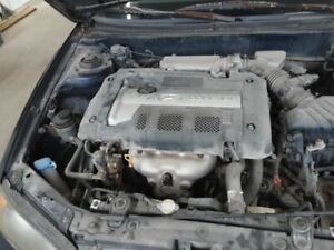 Motor Engine 2 0l Vin D 8th Digit 4 Cylinder Fits 04 08 Tiburon 268835