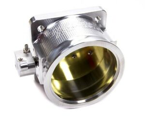 Wilson Manifolds 471105v Throttle Body Ford Style Flange 105mm Single Blade