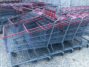Extra Large Shopping Carts No Shipping