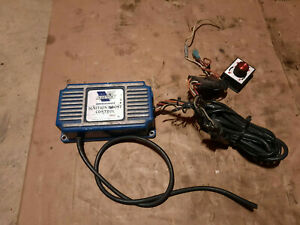 1987 1995 Ford Mustang 5 0l Msd Boost Ignition Spark Box Cobra Gt40 302 Vortech
