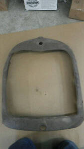 Model A Ford 1928 1929 Rat Rod Grill Shell Mt 5776