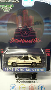 Greenlight Exclusive 1979 Ford Mustang ng155