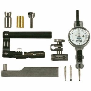 Fowler 52 562 120 0 1 0 15 0 X test 060 Horizontal Dial Test Indicator Set