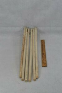Antique Drying Rack Towel Bar Wall Mount Expandable Accordion 1900