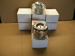 Rat Rod 327 348 Chevy 3x2 Louvered Air Cleaners For 2 5 8 Or 2 5 16 Carbs 1
