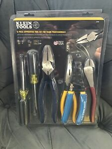 Klein Tools 94126 6 piece Apprentice Tool Set For Trade Professionals New