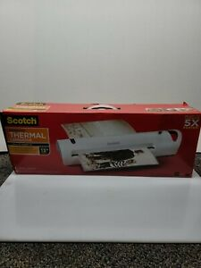 Thermal Laminator Combo Pack 13 20 Pouches We