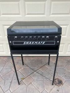 Vintage Retro Snaktime Table Top Vending Machine Table Not Included