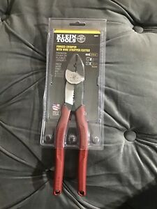 Klein Tools 2005n Forged Crimper With Wire Stripper cutter
