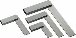 4pc Machinist Square Set mss5535