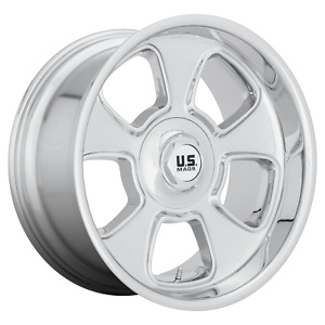 20 Inch 6x139 7 4 Wheel Rims Us Mags U126 20x8 1mm Chrome