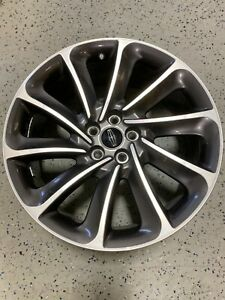 2020 Lincoln Aviator Wheels And Center Caps