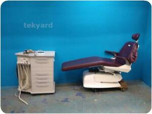 Belmont X calibur Patient Dental Chair W Dental Delivey Unit 256955