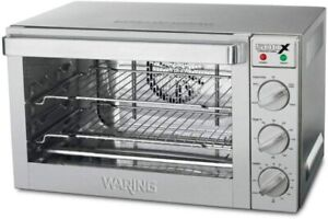 Waring Commercial Kitchen Wco500x Heavy Duty Countertop Convection Oven Nsf