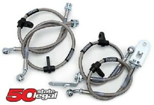 Russell Performance Brake Line Kit 97 06 Jeep Wrangler tj With 4 6 Lift