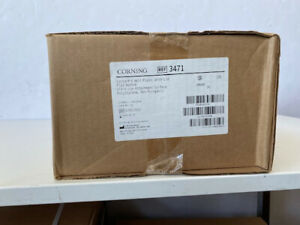 1 Case 24 Corning Costar 3471 6 well Flat Bottom Cell Culture Microplate W lids