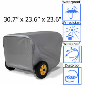 30 7 Generator Storage Cover For Champion Portable Weather resistant Large