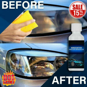Powerful Advance Headlight Repair Polish 20ml