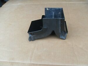 Nice Used Original Lower Heater Outlet Duct For A 1963 Corvette 63 Only