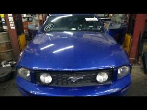 Hood Without Hood Scoop Fits 05 09 Mustang 328229