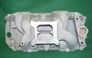Weiand Stealth Big Block Chevy Intake Manifold 396 427 454 Oval Port 8019