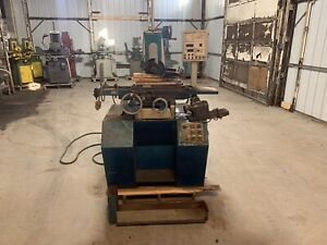 Harig 6 X 18 Auto Step Iii Surface Grinder With A Doall Spindle